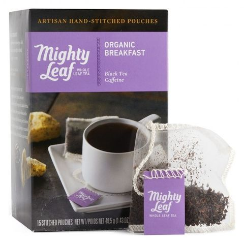 Organic Breakfast Tea Bags