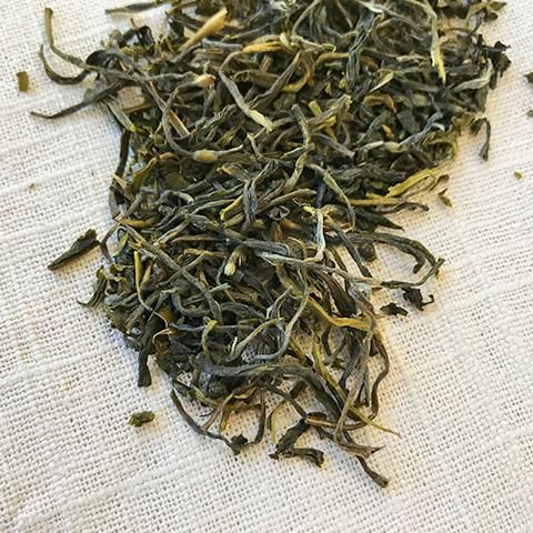 Organic Colombian Wiry Green