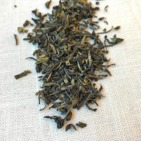 Organic Chamong First Flush Darjeeling Green Tea