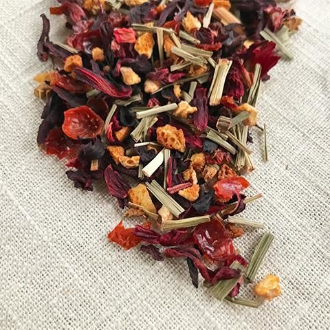 Wild Black Currant Herbal Tea