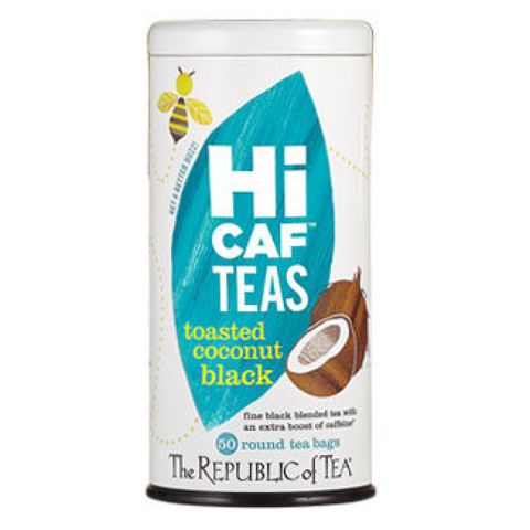 HiCAF Toasted Coconut Black Tea
