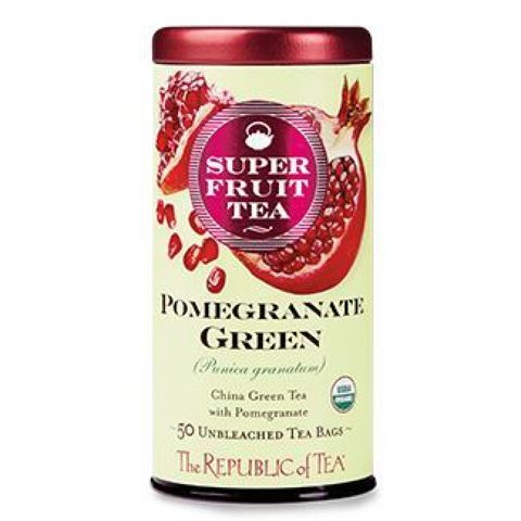 Organic Pomegranate Green Superfruit