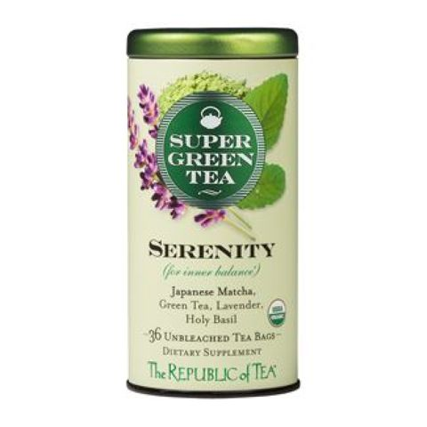 Organic Serenity SuperGreen Tea