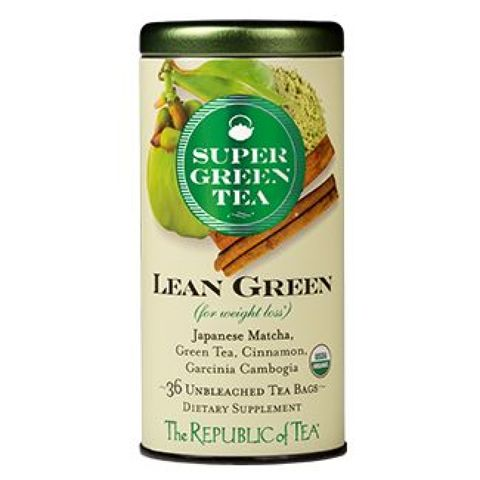Organic Lean Green SuperGreen Tea
