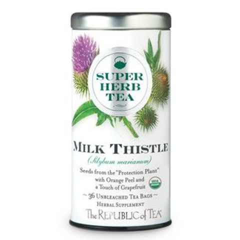 Organic Milk Thistle SuperHerb® Tea