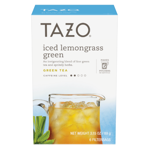 Iced Lemongrass Green
