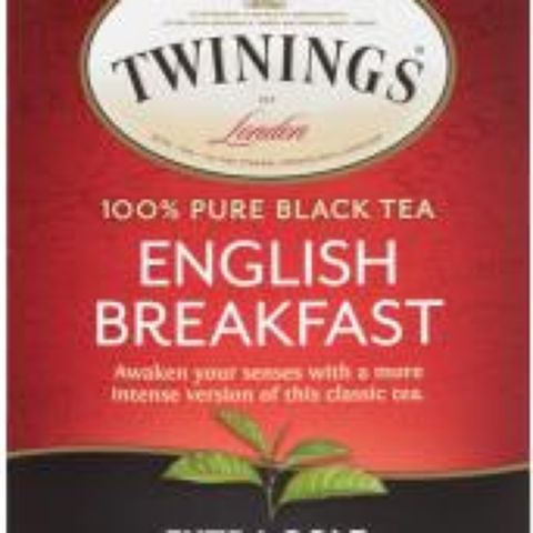 English Breakfast Extra Bold