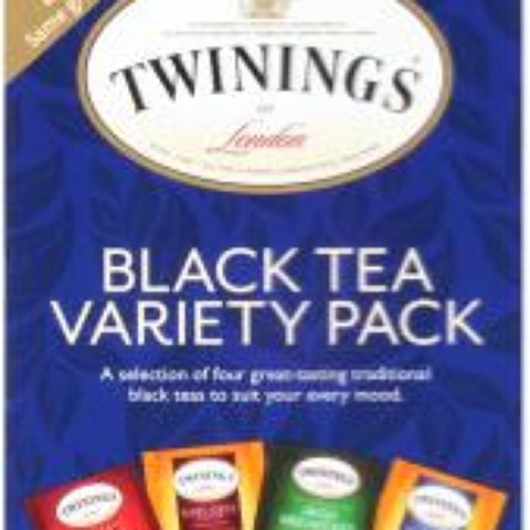 Black Tea Variety Pack