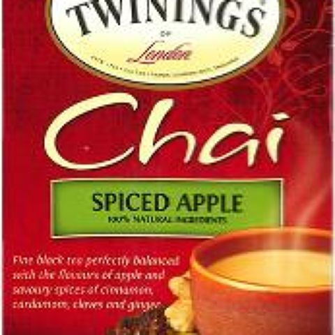 Spiced Apple Chai