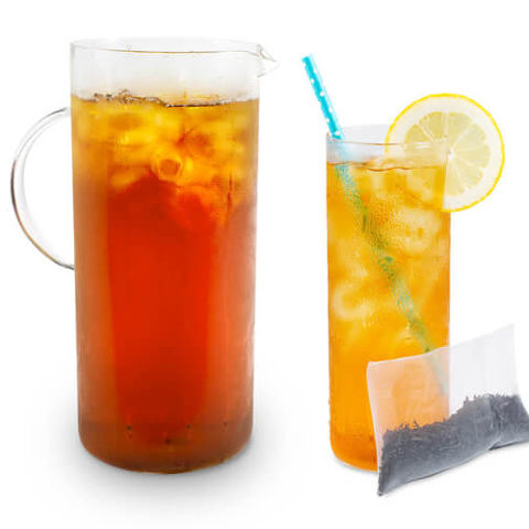 vanilla iced tea
