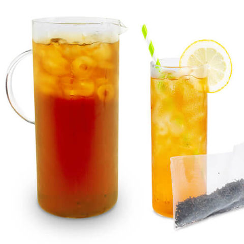Lapsang Souchong Iced Tea