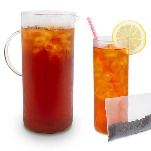 Pu Erh Hazelberry Iced Tea