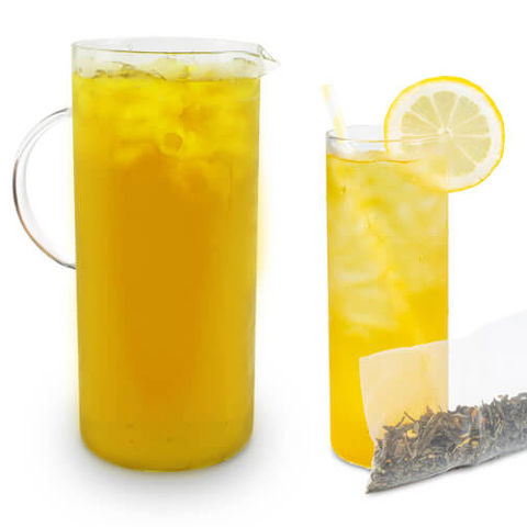 apricot green iced tea