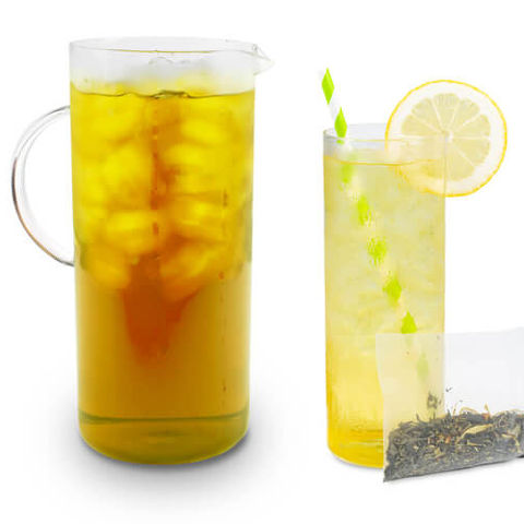 citron green iced tea