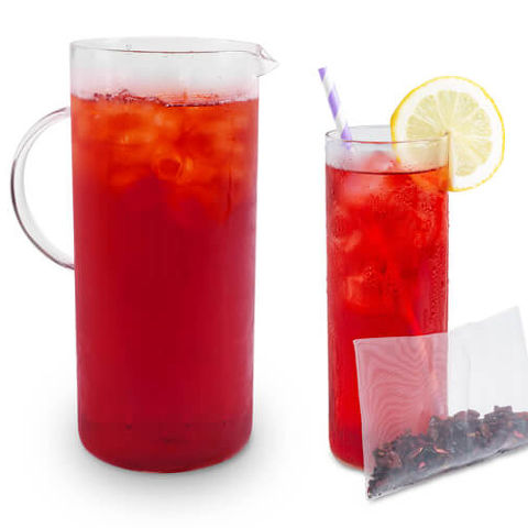 berry blast iced tea