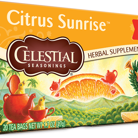 Citrus Sunrise