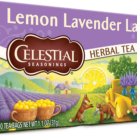 Lemon Lavender Lane