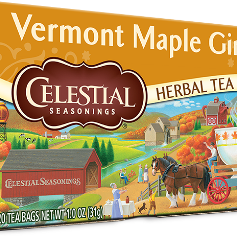Vermont Maple Ginger