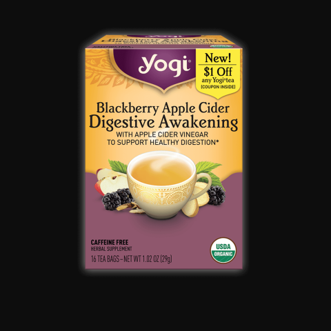 Blackberry Apple Cider Digestive Awakening