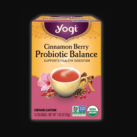 Cinnamon Berry Probiotic Balance