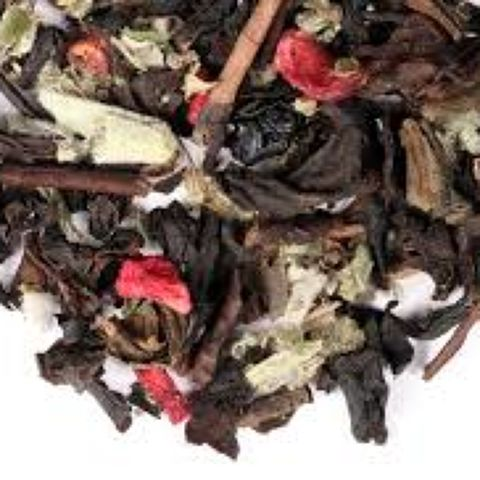 Blackberry Sage Oolong