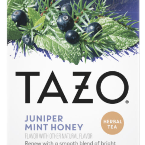 Juniper Mint Honey