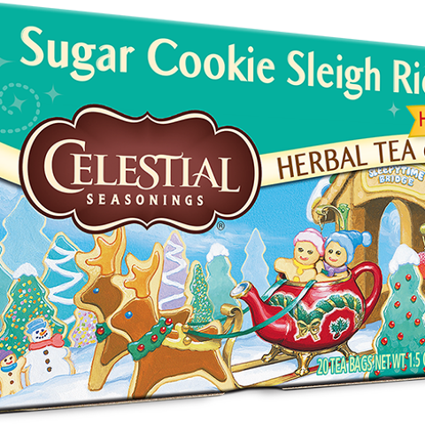 Sugar Cookie Sleigh Ride