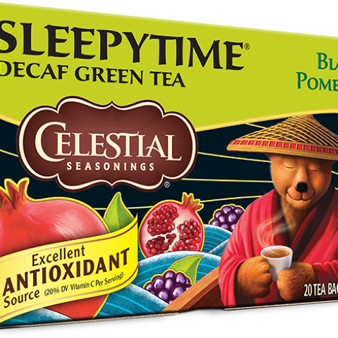 Sleepytime Decaf Berry Pomegranate
