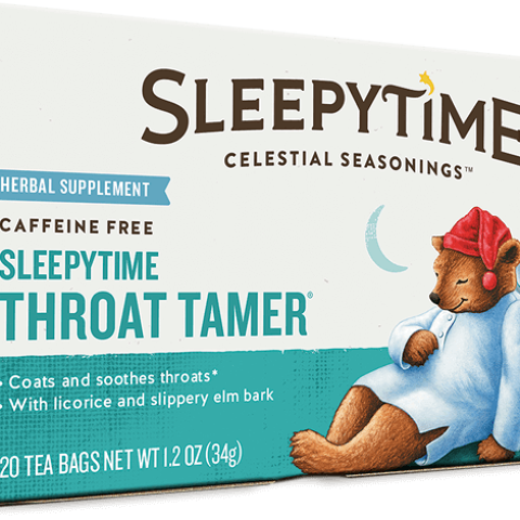 Sleepytime Throat Tamer