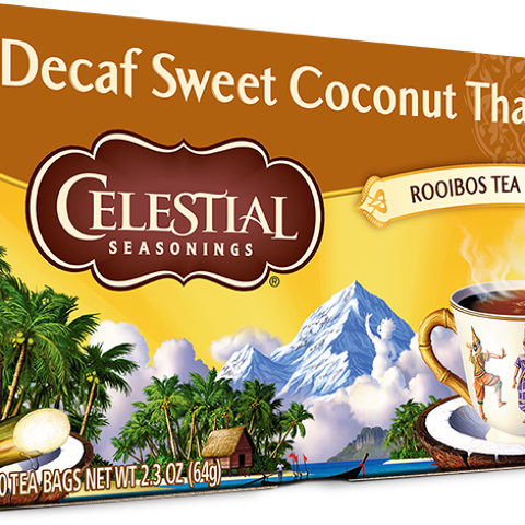 Decaf Sweet Coconut Thai Chai